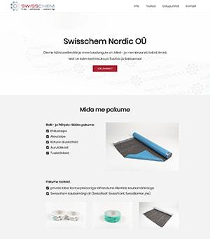 SwissChem maandumisleht